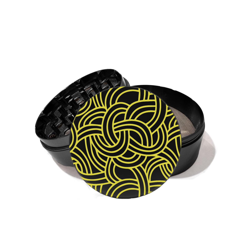 Celtic Knot Pattern - UV Printed Grinder