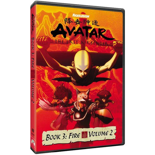 Avatar: The Last Airbender - Book 3: Fire - Volume 2 (Full Frame)