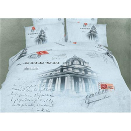 Dolce Mela DM496Q Novelty Bedding Queen Size 6 Piece Duvet Cover Sets - image 1 of 1