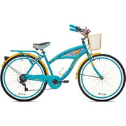 "26"" Women's Margaritaville Multi-Speed Cruiser Bike"