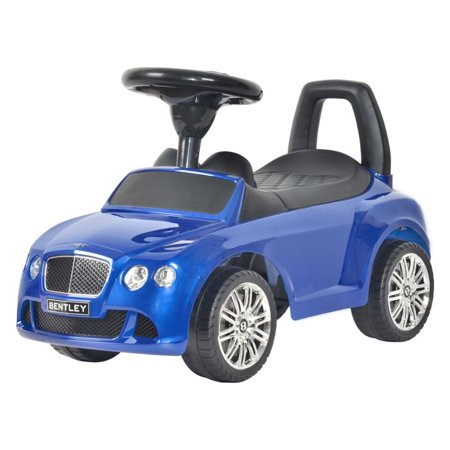 Best Ride On Cars Bentley Riding Push Toy Car