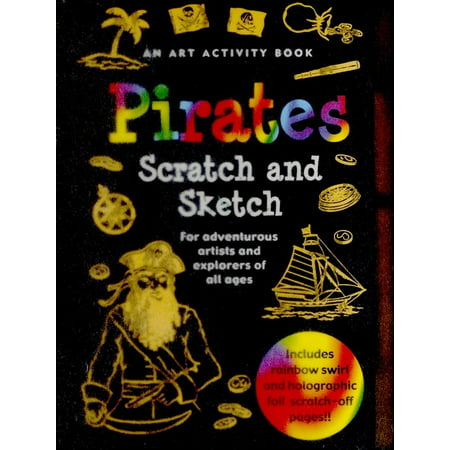 Pirates Scratch and Sketch: For Adventurous Artists and Explorers of All Ages (Other)](Scratch Art Ideas)