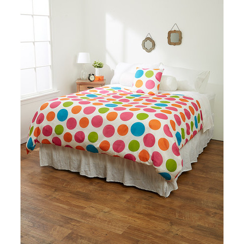 Malibu Multi-Dots Duvet Cover