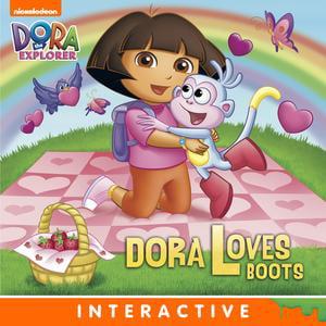 Dora Loves Boots (Dora the Explorer) - eBook