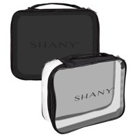 It?s Show Time Travel Bag - Clear Waterproof Travel Storage for Home/Travel Use