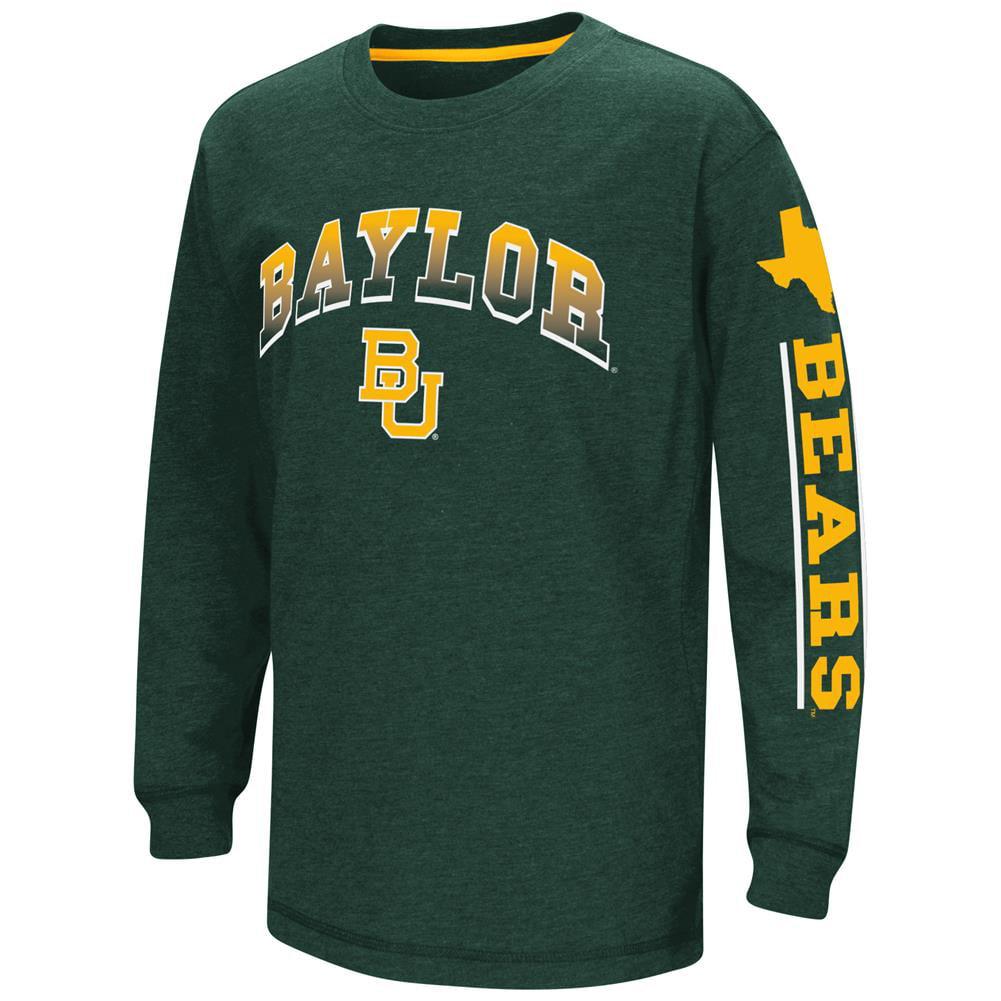 Baylor University Bears Youth Long Sleeve Shirt