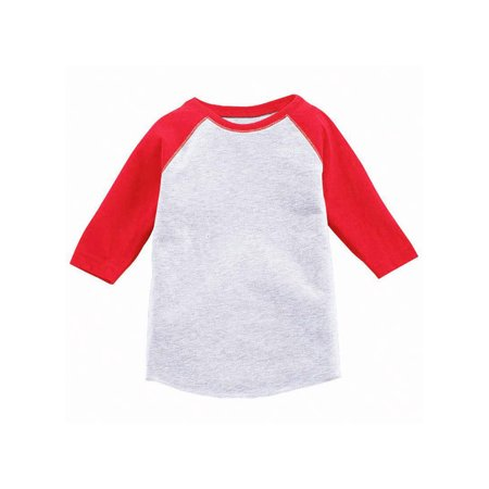Youth Raglan Sleeve Baseball Shirt Raglan T-Shirt Kids School Home Casual Plain Jersey 3/4 sleeves Baseball Youth T-shirt