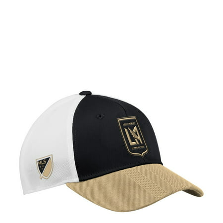 huge discount ac9ab 118e2 Los Angeles Football Club Hat Authentic Structured Adjustable Trucker Hat -  Walmart.com