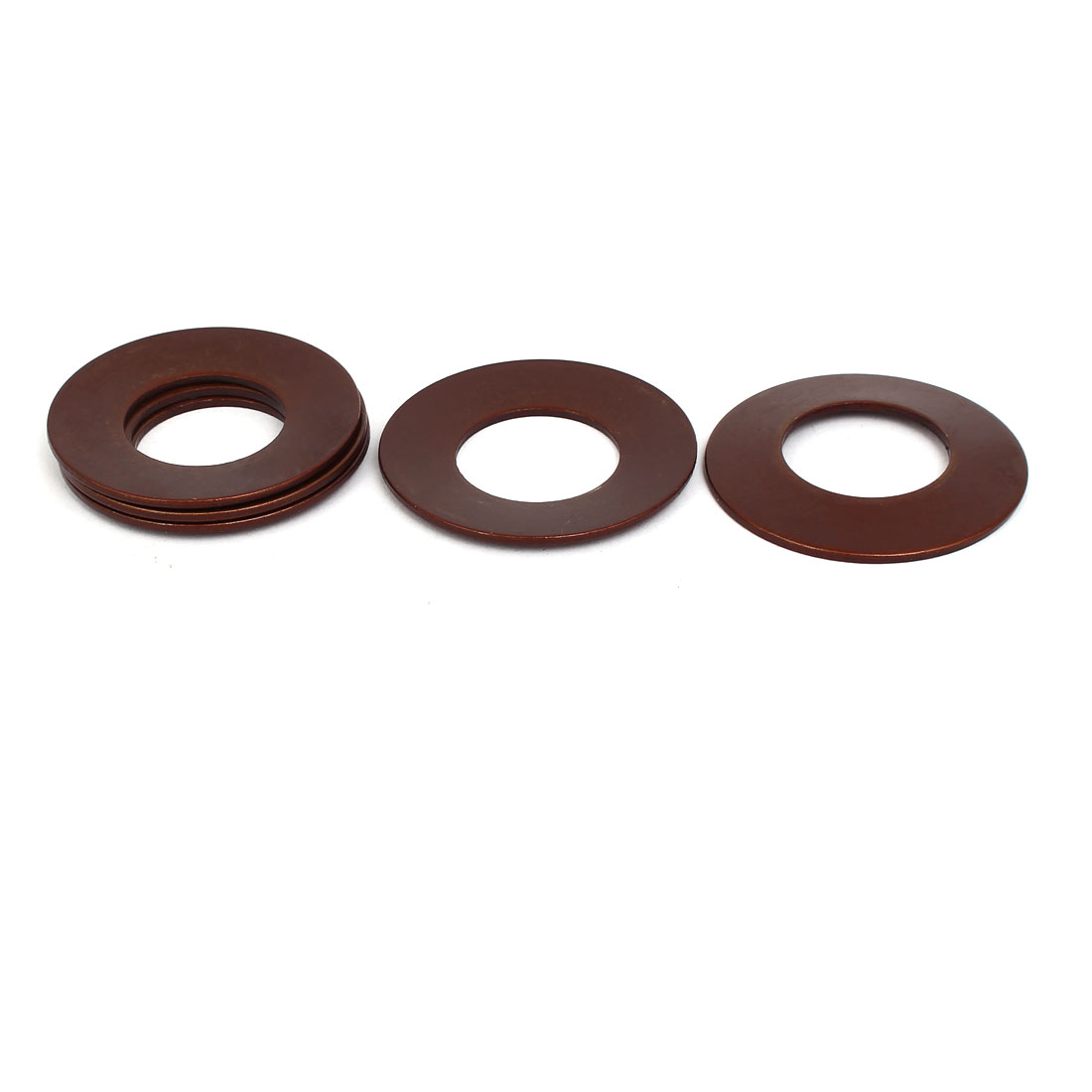 40mm Outer Dia 20.4mm Inner Dia 1.5mm Thickness Belleville Spring Washer 5pcs - image 2 de 2