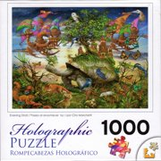 Evening Stroll Holographic 1000 Piece Puzzle