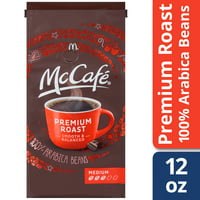 McCafé Premium Roast Ground Coffee 12 oz Bag