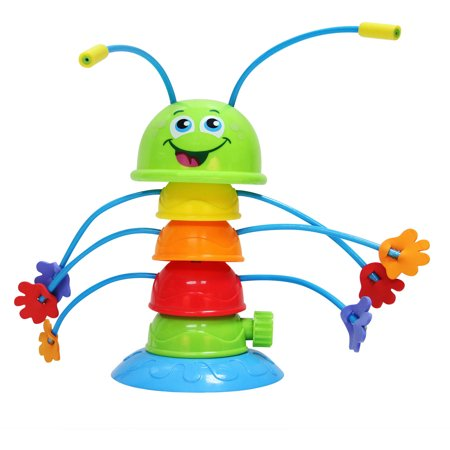 Banzai Wigglin Waterpillar Backyard Outdoor Kids Fun Water Sprinkler