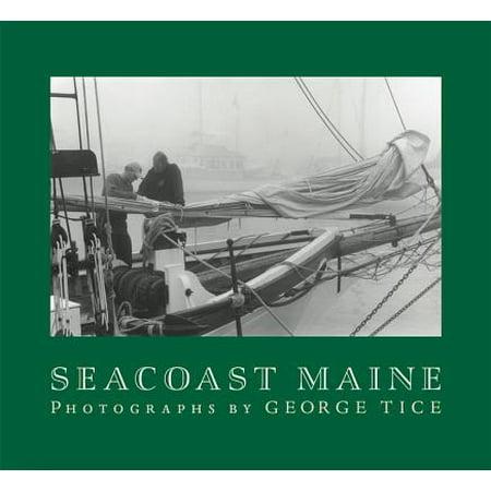 Seacoast Maine : Photographs by George Tice (Mundi Map)