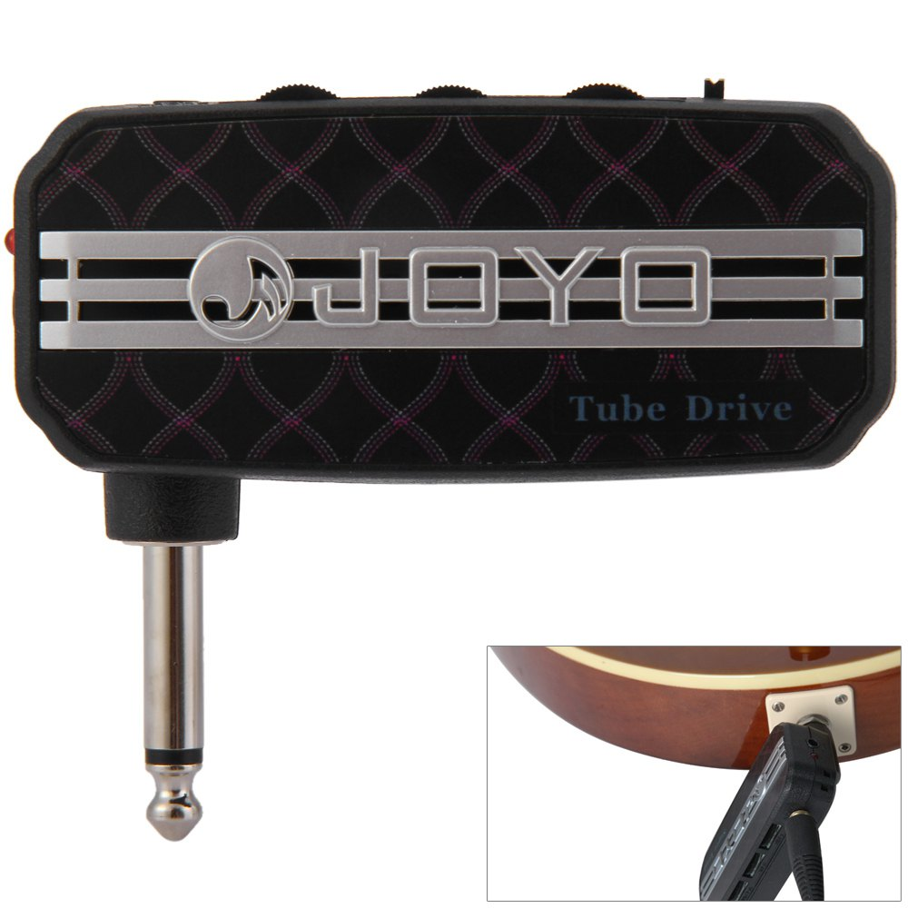 "JOYO JA-03 ""Tube Drive"" Sound Effect Mini Guitar Pocket Amplifier with Headphone Output"