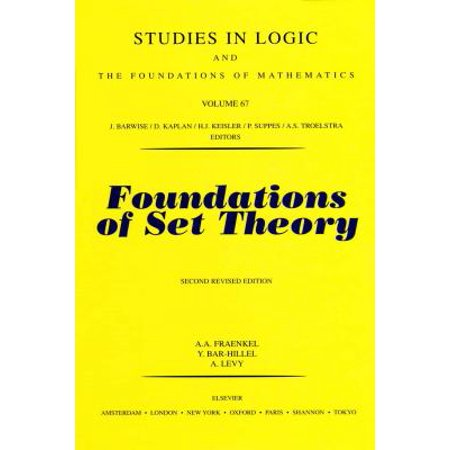 Foundations of Set Theory - eBook