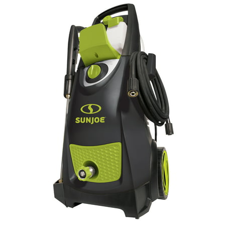 Sun Joe SPX3000-MAX Electric Pressure Washer | 2800-PSI MAX | 1.30 GPM | High Performance Brushless Induction