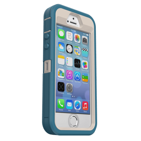 new concept baa58 32917 OtterBox Defender Pro Series Case for iPhone 5/5S/SE, Big Sur ...