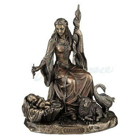 Frigga Norse Goddess of Love, Marriage & Destiny Sculpture - Bronze](Venus Goddess Of Love)