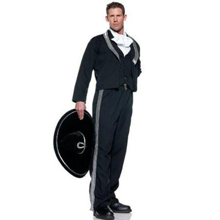 Men's Mariachi Costume (Mariachi Costumes)