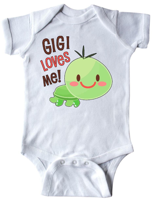 Cute and Happy Llama Long Sleeve Creeper inktastic Gigi Loves Me