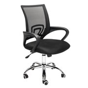 Winado Adjustable Office Swivel Chair,Mesh Back Executive Computer Desk Task in Home and Office,Black