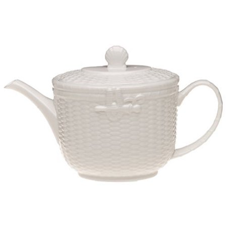 Wedgwood Nantucket Bone China Teapot ()
