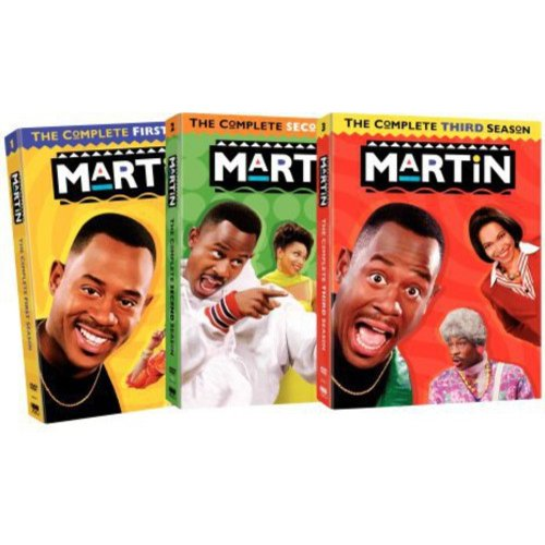 Martin (1992): The Complete 1st - 3rd Seasons