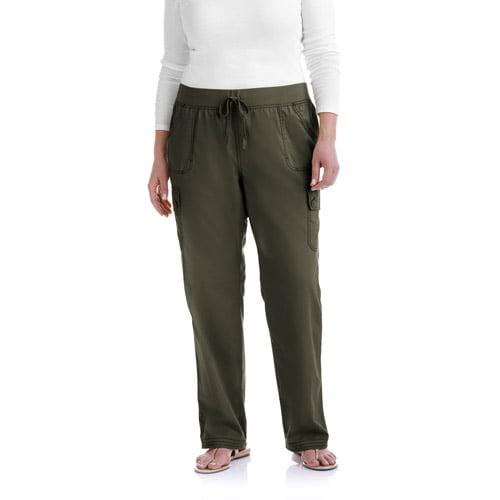Elegant Faded Glory Women39s Cargo Capri Pants  Polyvore