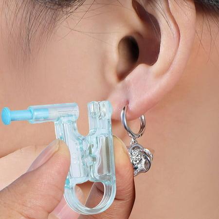 Vbestlife Disposable Ear Gun2pcsset Disposable Aseptic Ear
