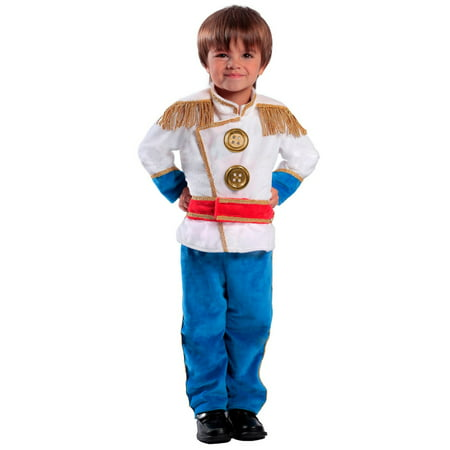 Halloween Boy's Prince Ethan Toddler