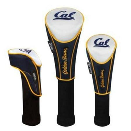 Team Effort 61493084 University of California Berkeley Golden Bears Headcover Matching System