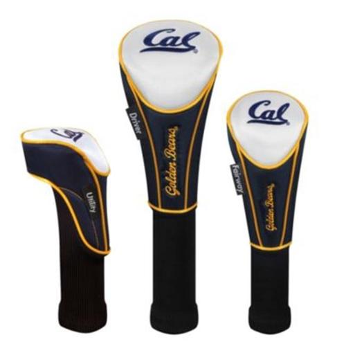 Team Effort 61493084 University of California Berkeley Golden Bears Headcover Matching System