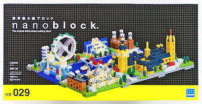 Kawada NB-029 Nanoblock London by