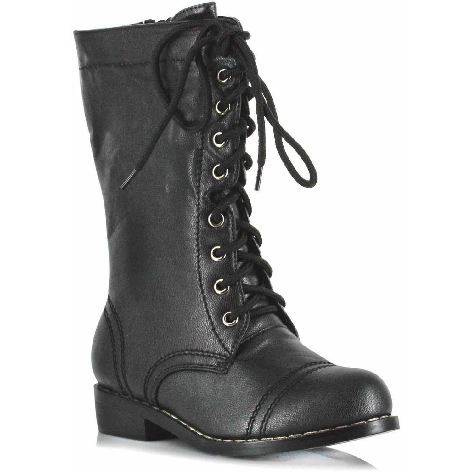 Combat Boots Boys' Child Halloween Costume Accessory - Walmart.com
