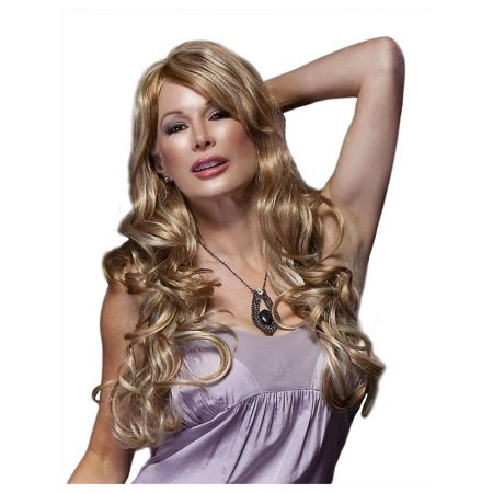 Elegante Womens Broadway Frosted Blonde Wig - image 1 de 1