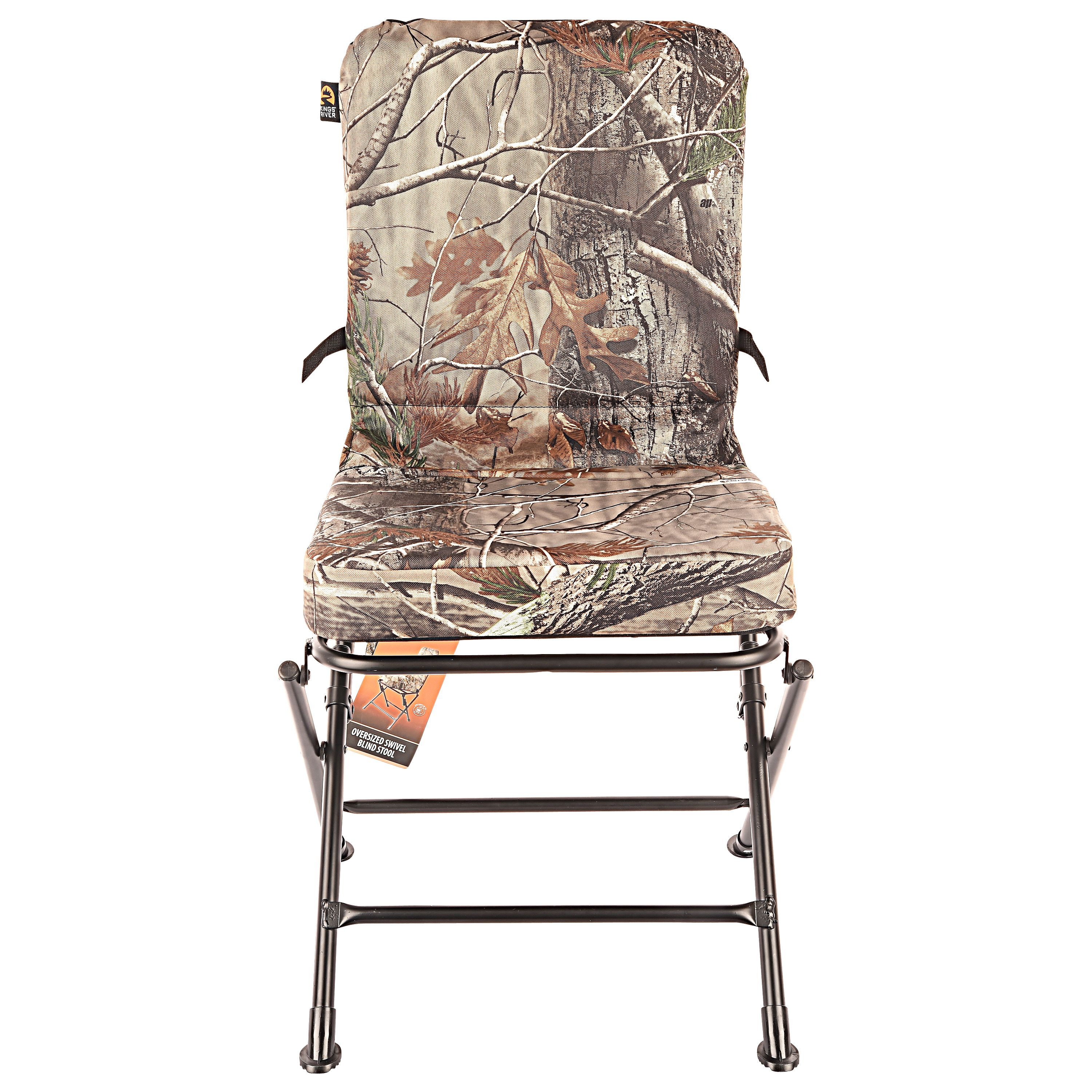 Swivel Camouflage Blind Chair