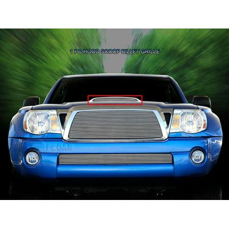 Fedar Hood Scoop Billet Grille For 2005-2011 Toyota Tacoma TRD -