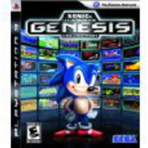 Sonic's Ultimate Genesis Collection (PS3)