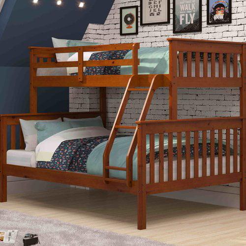 Harriet Bee Solar Twin over Full Bunk Bed