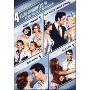 4 Film Favorites: Elvis Presley Musicals Kissin' Cousins   Live A Little, Love A Little   Girl Happy   Tickle Me... by WARNER HOME VIDEO