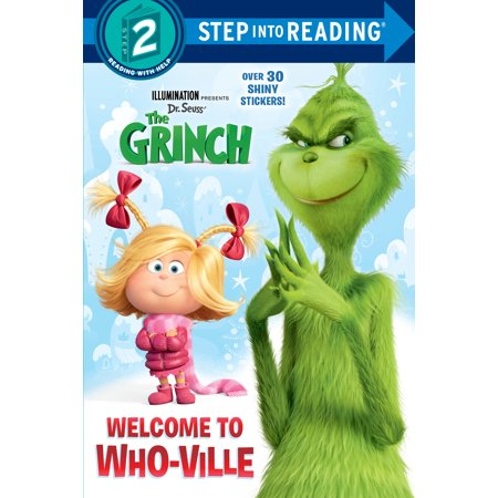 Welcome to Who-Ville (Illumination's the Grinch) (Paperback) (A Who From Whoville)