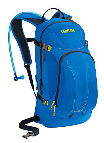 CamelBak M.U.L.E. Hydration Pack, Electric Blue by