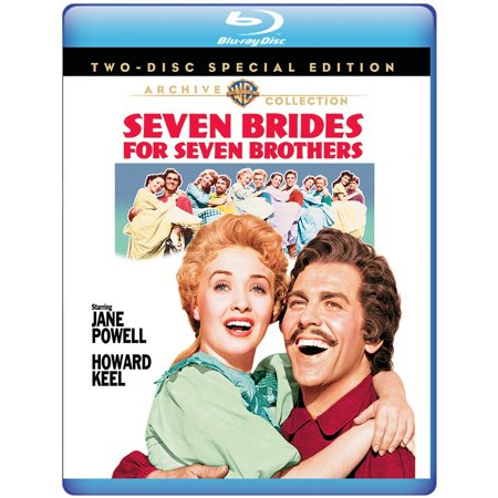 Seven Brides for Seven Brothers Blu-ray](Father Of The Bride 3)