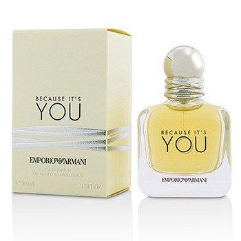 Emporio Armani Because It's You Eau De Parfum Spray