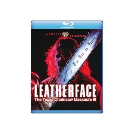 Leatherface: The Texas Chainsaw Massacre III (Blu-ray)