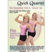 Joyce Vedral: Quick Quartet No Stopping Quick Shape-Up Workout (Other)