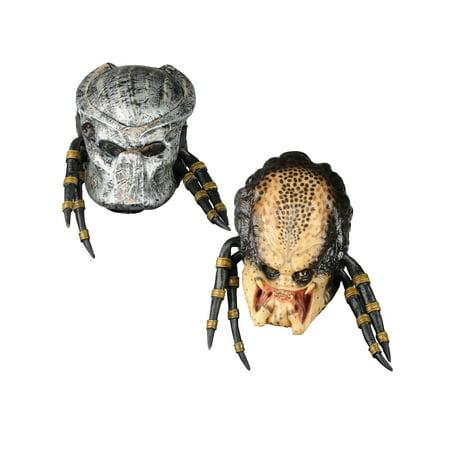 Predator Deluxe Adult Halloween Mask - Movie Quality Halloween Masks Uk