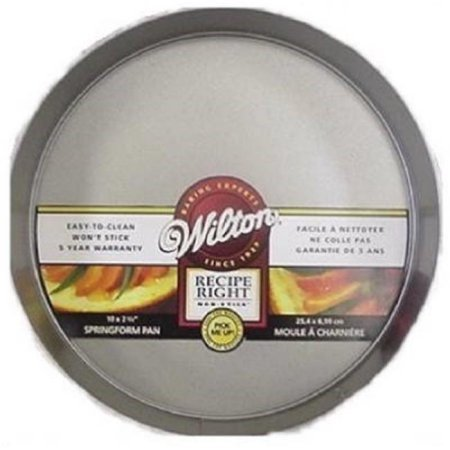 Wilton Recipe Right Springform Pan, 9 in. - Wilton Halloween Recipes