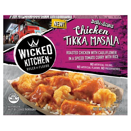 wicked kitchen chicken tikka masala 125 oz - Wicked Kitchen
