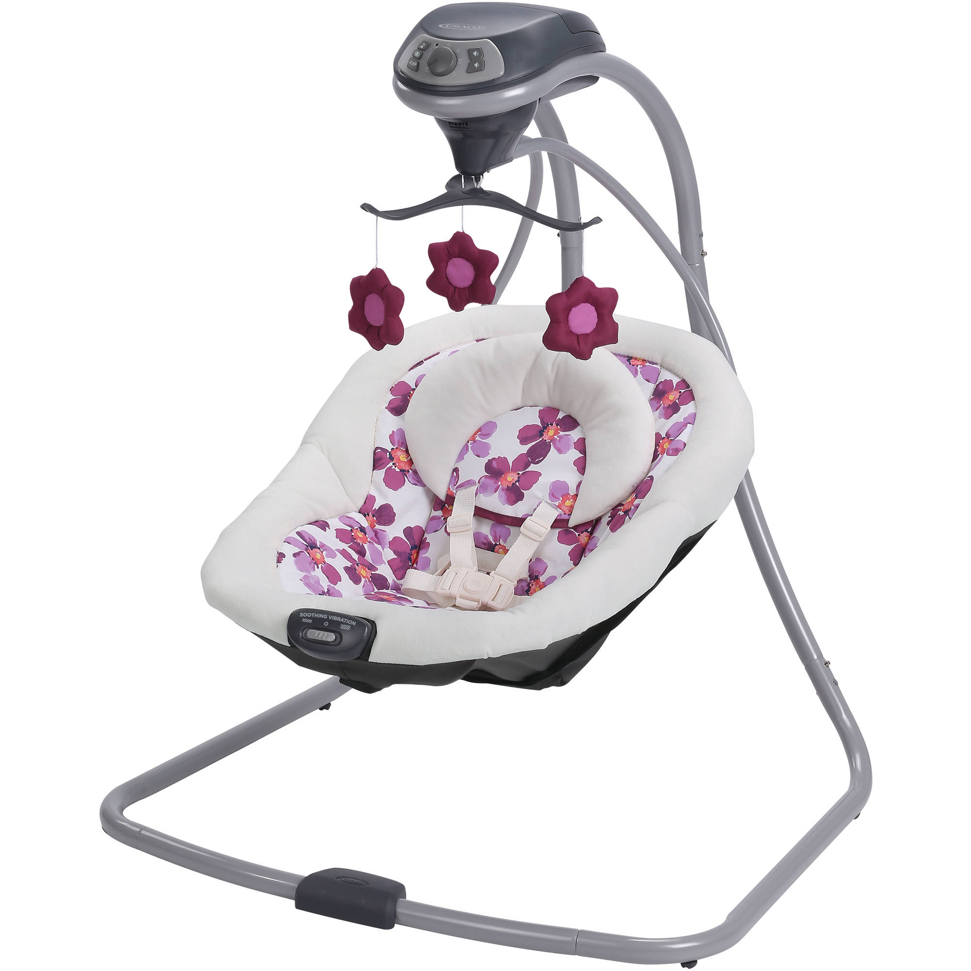 Graco Simple Sway Baby Swing, Caris